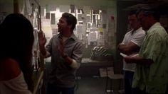 "Burn Notice 3x05 ""Signals and Codes"" - Michael Westen (Jeffrey Donovan), Fiona Glenanne (Gabrielle Anwar), Sam Axe (Bruce Campbell) & Spencer Watkowski (Michael Weston)"