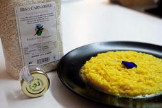 risotto alla milanese #ricette #mangiaredadio