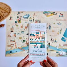 Discover recipes, home ideas, style inspiration and other ideas to try. Travel Brochure, Brochure Design, Flyer Design, Map Design, Book Design, Graphic Design, Design City, Spot Illustration, Posca Art
