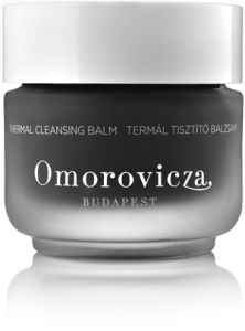 Omorovicza Thermal Cleansing Balm!  Paraben free, petrochemical free, PEG free...if you don't know you better ask somebody....or you could just follow the link.  ;) ox