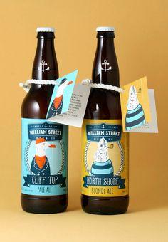 nextop: Una cerveza muy personificada