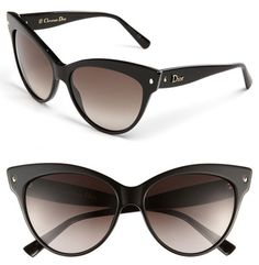 Christian Dior Paname Cat Eye Sunglasses