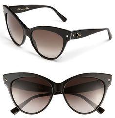 Dior Cat-Eye Sunglasses