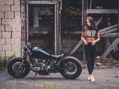 Ural/Dnepr bike