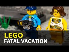 Stop Motion, Lego, Animation, Vacation, Fictional Characters, Art, Art Background, Vacations, Kunst