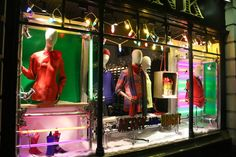 Thomas Pink, London // Merry and Bright Christmas in collaboration with Harlequin Design // November 2014