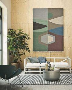 Brink and Campman Kashba Tipi 48905 geometriai mintás gyapjú szőnyeg Living Room Paint And Wallpaper, Rugs In Living Room, Living Room Decor, Bedroom Decor, Contemporary Home Furniture, Diy Wall Decor, Home Decor, Cool Rugs, Modern Rugs