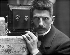 Fred Boissonnas - Self portrait with camera, 1900 | Frédéric Boissonnas ( 1858 - 1946 ), Swiss photographer, from a family of artists in Geneva. In 1887, he was a member of the Company Genevoise photography. Receives silver medal at the photography exhibition of Toulouse . Between 1907 and 1919 he made several trips in Greece with Daniel Baud-Bovy. In 1919 was founded publishing house Boissonnas SA, and the same year, he returned to Greece accompanied by his son Edmond Edward Boissonnas.