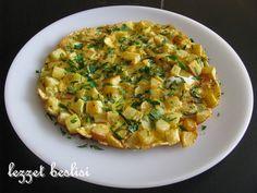 Yumurtalı Patates Yumurtalı patates kavurması nasıl yapılır Günaydın hafta sonu kahvaltıları için çok kolay ve nefis bir tarifim var. Y...