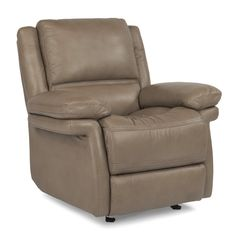 Brett Power Gliding Recliner by Flexsteel at Crowley Furniture in Kansas City