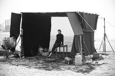 Exclusive: Behind the scenes of Giorgio Armani's latest campaign - Vogue…