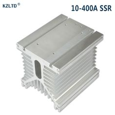 SSR Heat Sink for 200A 300A 400A High Power 3 Phase/Industrial Solid State Relay SSR Heat Sink Heat Dissipation Dissipator SR-YL #Affiliate