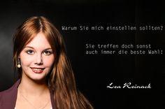 Moderne Bewerbungsfotos von www.lichtstreif.de