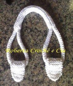 Anses de sac à main , pas à pas en images ! - Crochet Passion tuto http://crochet-gratuits.overblog.com/anses-de-sac-%C3%A0-main-,-pas-%C3%A0-pas-en-images--!