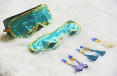 Audrey Hepburn Eye Mask/Ear Plug Set From Breakfast at Tiffanys
