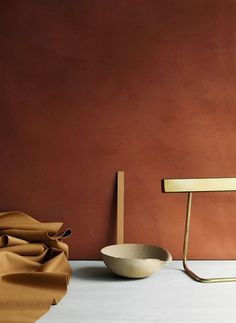 Hot Summer Terracota: Terracotta it's a warm, creamy, natural, rich, full-bodied color and it can complement many interior design styles. Trending Paint Colors, Best Paint Colors, Rust Color Paint, Terracota, Color Inspiration, Interior Inspiration, Daily Inspiration, Design Set, Design Color