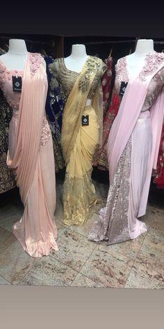 @raashik99 Lehenga Choli Wedding, Wedding Silk Saree, Lace Saree, Saree Gown, Fancy Sarees Party Wear, Bridesmaid Saree, New Designer Dresses, Sari Design, Silk Saree Blouse Designs