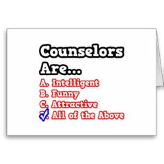 School Counselor Jokes Gifts - T-Shirts, Art, Posters & Other Gift ...