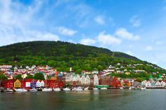 """Bergen is known as the """"gateway to the fjords"""", but there's also much more to see. Stay for a few days and experience 5 of the best things to do in Bergen! All Inclusive Family Resorts, Best Resorts, Oslo, Banff National Park, National Parks, Puerto Rico, Indoor Amusement Parks, Norway In A Nutshell, Orlando Resorts"""