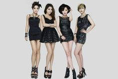 Brown Eyed Girls unveil their 'Basic' track list | allkpop
