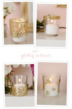 #Glitter Crafts: Because Every Girl Needs Sparkle in Her Life ...