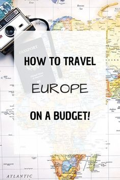 Learn how to travel around Europe on a budget. Tips and tricks from personal exp… Learn how to travel around Europe on a budget. Tips and tricks from personal experience of a broke student, who is in love with travelling. Travel Europe Cheap, Europe On A Budget, Travel Around Europe, Free Travel, Travel Deals, Budget Travel, Travel Guides, Travel Destinations, Travel Hacks