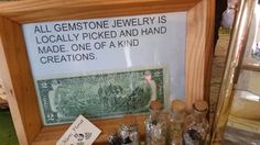 View some of our handcrafted jewelry. https://www.pinterest.com/kurtzflorist/handcrafted-gems-jewelry/