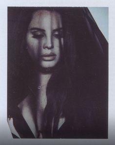 Lana Del Rey for 'V Magazine'