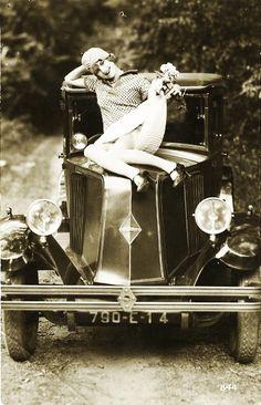 1920's erotica