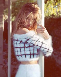 Rosie Hungtington-Whiteley - Vogue Germany June 2014