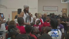 Chicago Bulls star Joakim Noah recently unveiled Chicago Stand Up, an ongoing campaign to fight violence in Chicago.
