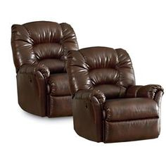 Picture of 2 Power Wall Sever Recliner $650