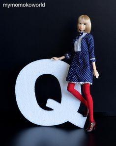 mymomokoworld <Title>Alphabet Q