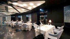 Boscolo Exedra Milano: Oltremare restaurant specializes in traditional Italian fare and seafood.