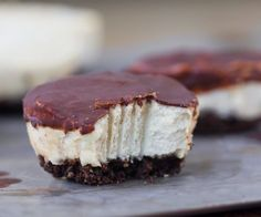 Creamy coconut filling, chocolate cookie crust, & topped with even more chocolate – These mini cheesecakes are a coconut and chocolate lover's dream come true! At this point, coconut might even be overtaking chocolate for how much I love it… No wait; I take that back! Chocolate will always be my first love, which is...View The Recipe »