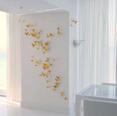 Paul Villinski Butterfly Artwork