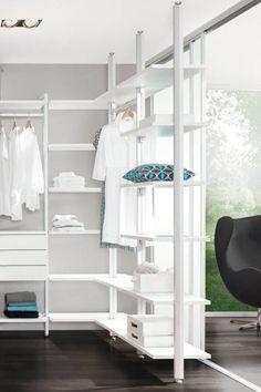 Stunning Regalsystem f r Ankleidezimmer u ideal f r den begehbaren Kleiderschrank
