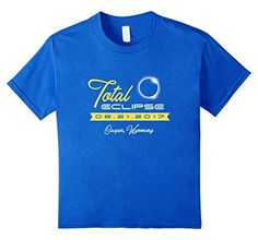 Total Solar Eclipse 2017 Shirt Casper Wyoming Souvenir Gift...