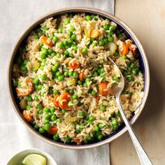 Round out your dinner with one of these deliciously hearty rice side dishes! From rice stuffing to curried fried rice, you'll find the perfect side for your meal.We love this Asian rice recipe that's … Rice Side Dishes, Keto Side Dishes, Side Dish Recipes, Rice Recipes, Food Dishes, Asian Recipes, Cooking Recipes, Oriental Recipes, Asian Foods