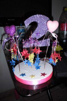 porta souvenirs y souvenirs movil con estrellas