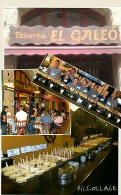 El Galeo, tapas bar in Palamos (Spanje)