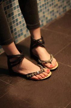 Jewelry for Your Feet!