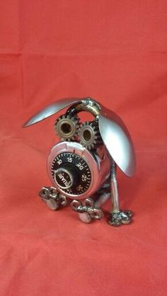 Guard Dog- check out my facebook page - Search American Metal Art
