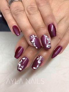 Mani Pedi, Nail Manicure, Nail Polish, Simple Nail Designs, Nail Art Designs, G Nails, Hey Gorgeous, Nail Art Videos, Perfect Nails