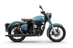 Prices of the Royal Enfield Classic 350 have been hiked. The first Royal Enfield motorcycle now costs up to INR more. Enfield Bike, Enfield Motorcycle, Motorcycle Style, Royal Enfield Classic 350cc, Royal Enfield Wallpapers, Bullet Bike Royal Enfield, Royal Enfield Modified, Enfield Himalayan, Bike Photography