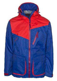 Stormberg - Lone 3-ply shell jacket is windproof, waterproof and moisture wicking.