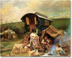 Historical Gypsy