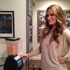 Waiting for Baby? Try This Smoothie | Molly Sims