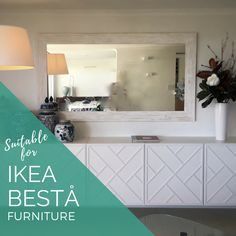 STYL-PANELS SUITABLE FOR IKEA™ BESTA FURNITURE