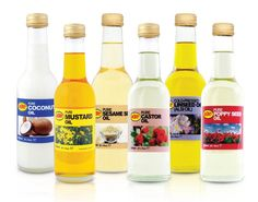 Speciality Oils